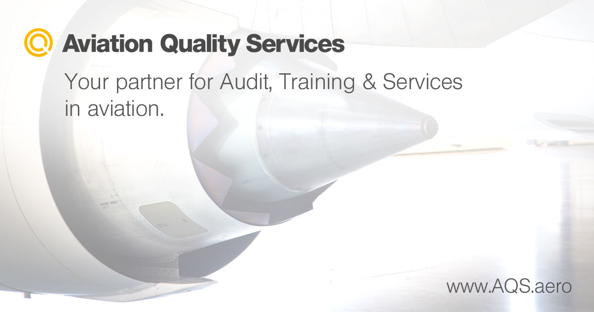 Aviation Quality Services - Training